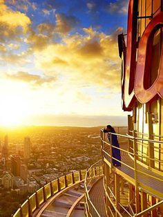 The Tower Eye, Sydney, Australia