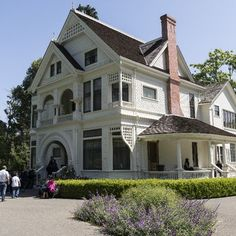 Ardenwood Historic Farm - Fremont, CA, United States. Patterson House