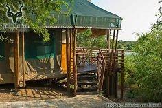 KNP - Lower Sabie - Tented Camp