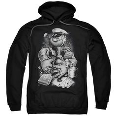 "Checkout our #LicensedGear products FREE SHIPPING + 10% OFF Coupon Code ""Official"" Popeye / Mine All Mine-adult Pull-over Hoodie - Popeye / Mine All Mine-adult Pull-over Hoodie - Price: $49.99. Buy now at https://officiallylicensedgear.com/popeye-mine-all-mine-adult-pull-over-hoodie"