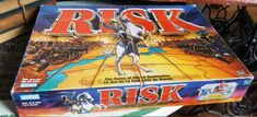 Vintage c.1993 Risk Board Game  100% COMPLETE  by BuyfromGroovy