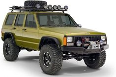 1996 Jeep Cherokee XJ should-be-in-my-garage