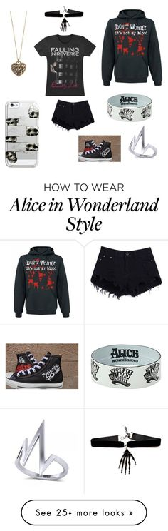 """#74"" by musicheartandsoul on Polyvore featuring Disney, Accessorize, Casetify and Allurez"