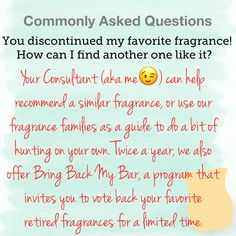 How can I find a new scent? Why Questions, Scented Wax Warmer, Scentsy, Fragrance, Words, Business, Jessie, Flyers, Life Hacks