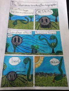 Cartoon battle. Spider, To My Daughter, Battle, Art Pieces, Cartoon, Artwork, Engineer Cartoon, Cartoons, Work Of Art