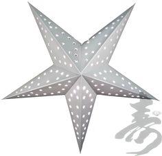 Gray star lantern