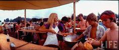 vintage everyday: 40 Rare and Unseen Color Photos of the Woodstock Music & Art Fair, August 1969