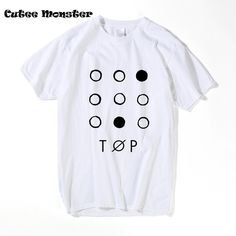 Aliexpress.com : Buy Hip Hop Twenty One Pilots Blurryface T Shirt Men 2017 Funny T Shirts Streetwear Male Fitness Tee Shirts Homme Camisetas Hombre from Reliable camisetas hombre suppliers on Cutee Mon-ster store