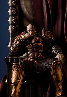 Buy Games Limited Collector Edition God of War Arkham City Killzone Tomb Raider at online store Dark Fantasy, Fantasy Male, Comic Book Characters, Comic Character, Raiden De Mortal Kombat, God Of War Series, Kratos God Of War, Gaming Wallpapers, Video Game Art