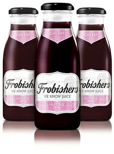 Frobishers Cherry Juice | Flickr - Photo Sharing!