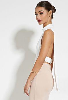 Rise of Dawn Layered Mock Neck Top Fashion Details, Look Fashion, Diy Fashion, Ideias Fashion, Fashion Outfits, Womens Fashion, Fashion Tips, Fashion Design, Sport Fashion