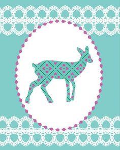 print & pattern   Linda Dro
