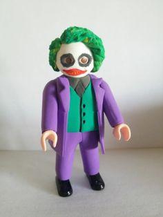 dick world) Joker Batman, Playmobil Toys, Everything Is Awesome, Designer Toys, Legoland, Legos, Halloween Party, Play Mobile, Boys