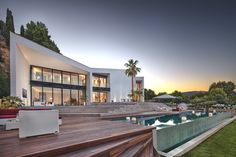 Luxurious design-led villa in Son Vida, Palma, Mallorca