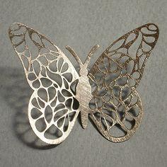 Prendedor Mariposa $77