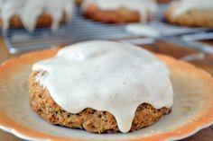 Recipe: Vanilla Hazelnut Latte Scones
