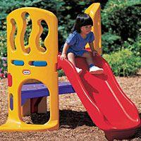 Cool slide