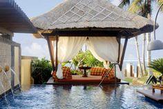 Bali St.Regis beachvilla