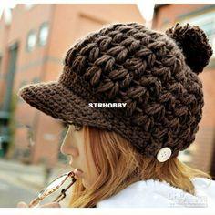 crochet baggy hat pattern | ... Beanie Mustache Mask Face Warmer Ski Knitted Winter Hat Cap # L03020