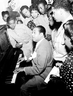Duke Ellington  Source: bellecs