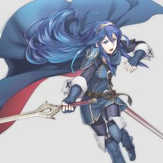 Lucina in Fire Emblem: Heroes