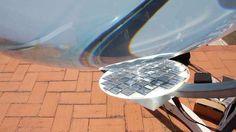 Esferas solares que generan más energía solar por concentración de los rayos de sol que los páneles fotovoltáicos tradicionales. Funciona incluso días nublados y con la luna