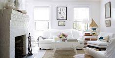 Colores  Aunque no lo creas, los colores pueden ayudar, y mucho, en la percepción del espacio. Así, lo que nosotros te recomendamos es que optes por tonalidades claras, especialmente el blanco, para paredes, techos e, incluso, muebles. Estos te ayudarán a potenciar la luminosidad y a ampliar el espacio visualmente. Además, es un buen truco pintar el techo de un color más claro que el de las paredes para que parezca más alto.