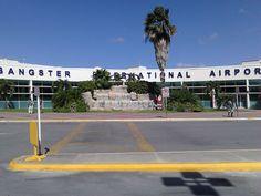 Sangster International Airport (MBJ) in Montego Bay, Parish of Saint James With Luxurious Carib Tours Jamaica