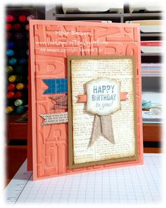 www.createwithbev.blogspot.com from: Label love stamp set, dictionary stamp, Alphabet TIEF, Artisan Label Punch   Bada-Bing! Paper-Crafting!
