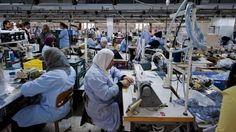 الإجراءات العاجلة لدعم قطاعي النسيج و الملابس و الجلود و الأحذية التي أقرها المجلس الوزاري