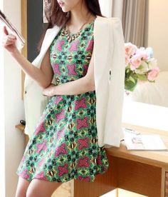 J73300 Korean Style High Quality OL Temperament Suit
