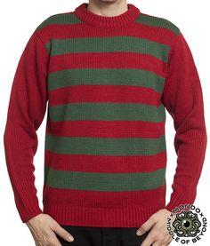 A Nightmare on Elm Street Version 1 Sweater