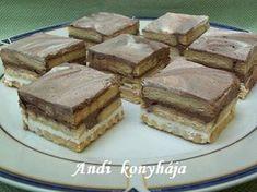 Tejfölös - kekszes - Andi konyhája - Sütemény és ételreceptek képekkel