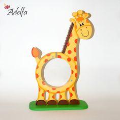 Jirafa - Adelfa