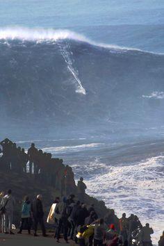 wslofficial: Nazaré Surfer | Sebastian Steudtner  MORE XXL Big Wave Awards Photo | Abel Santos / go big or go home ...Es wird Zeit für neue Ziele. Danke Stefan.
