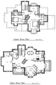 Storybook Home Plans...Old World Styling For Modern Lifestyles ...
