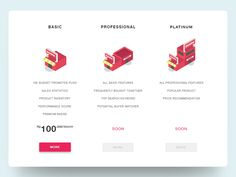 Pricing Page #AskDesigners