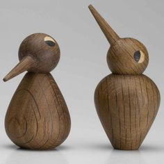 Parent Bird - Smoked Oak