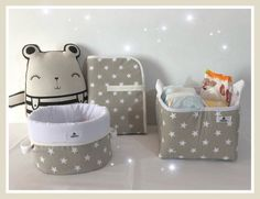 Baby Deco, Vide Poche, Baby Store, Corporate Gifts, Bassinet, Ideas Para, Toy Chest, Storage Chest, Baby Gifts