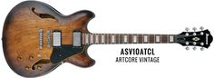Ibanez Guitars   10 Most Popular Hollowbodies