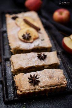Apple Pie, Apfel Kuchen, Apfel, Kuchen, backen, Herbst Food Blogs, Kinds Of Fruits, Snacks, Fabulous Foods, Bread Baking, Tasty Dishes, Apple Pie, Tart, Yummy Food