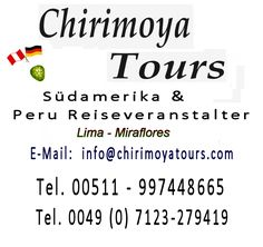 Chirimoya Tours Peru Reiseveranstalter Logo