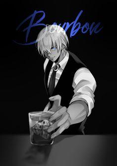 Boys Anime, Dark Anime Guys, Cute Anime Guys, Anime Manga, Manga Boy, Anime Art, Super Manga, Detektif Conan, Detective Conan Wallpapers