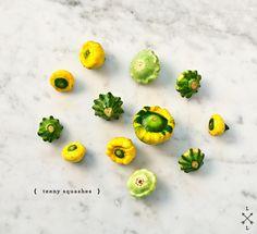 Teeny Squashes / Love and Lemons
