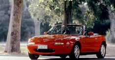 If the last 25 years have taught us anything, it's that the Mazda Miata is meant to be driven