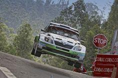 Hänninen and Markkula of ŠKODA Motorsport deal with disappointments at Madeira Rally