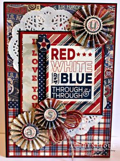 4th Of July Fireworks, Fourth Of July, Pocket Scrapbooking, Ranger Ink, Distressed Painting, Pixel, Distress Ink, Homemade Cards, Memorial Day
