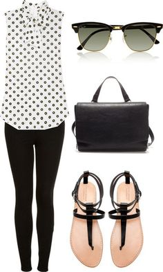 Eleanor Calder style-so i have a shirt like that!so now i just need everything else lol