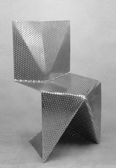 Tobias Labarque | Aluminum Chair