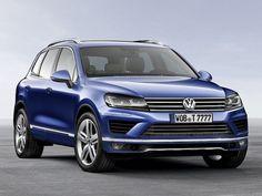 #срочно #Авто | Новый Volkswagen Touareg рассадит семерых по лавкам | http://puggep.com/2015/11/02/novyi-volkswagen-toua/